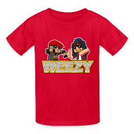 Kids' Shirts ~ Kids' T-Shirt ~ Kid's T Shirt: WEEEEEZY!!
