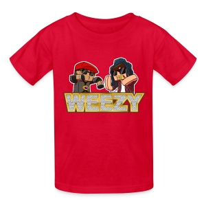 Kid's T Shirt: WEEEEEZY!! - Kids' T-Shirt