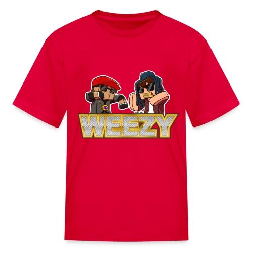 Kid's T Shirt: WEEEEEZY!! - Kids' T-Shirt