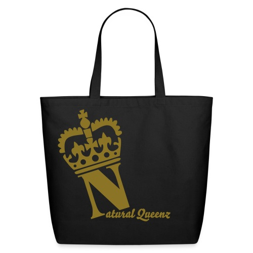 Natty Queenz - Eco-Friendly Cotton Tote