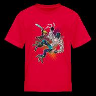 Kids' Shirts ~ Kids' T-Shirt ~ Kid's T Shirt: NEW WORLD!