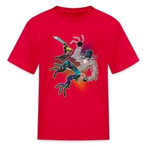 Kid's T Shirt: NEW WORLD! - Kids' T-Shirt