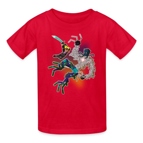 Kid's T Shirt: NEW WORLD! - Kids' T-Shirt