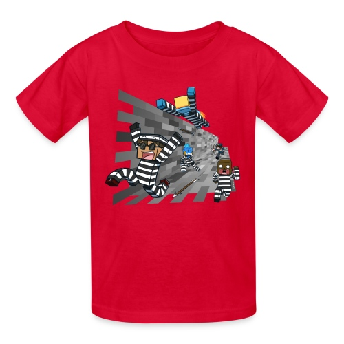 Kid's T Shirt: COPS N ROBBERS! - Kids' T-Shirt