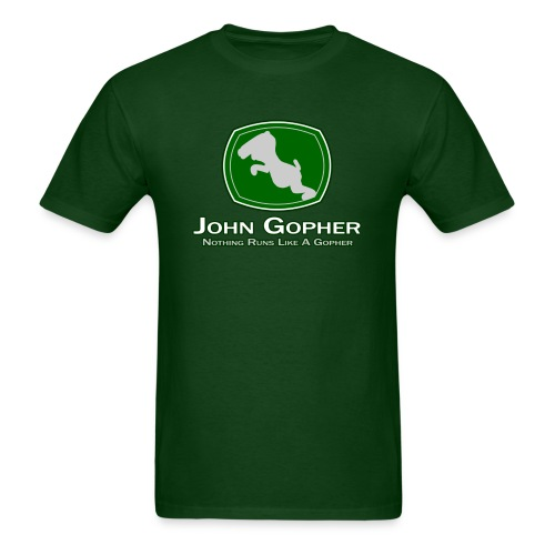 John Gopher (Male) - Men's T-Shirt