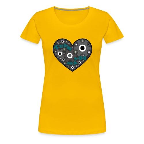 How To Build A Team Sasha - Tee - Women's Premium T-Shirt