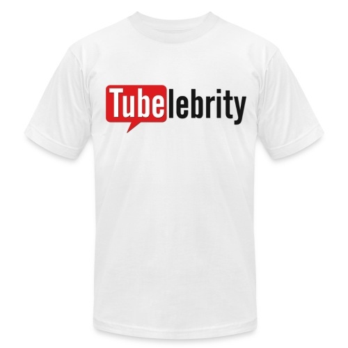 YouTube Star - Men's Fine Jersey T-Shirt