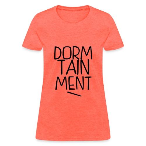 Women Dt underscore T-shirt  - Women's T-Shirt