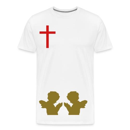 Exodus 23:20-33 - Men's Premium T-Shirt