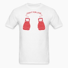 Fight for Love T-shirts