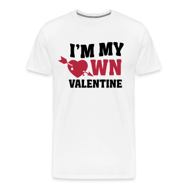 I'm my own valentin T-Shirts