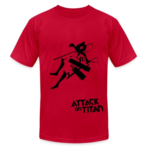 3DMG Attack on Titan - Men's Fine Jersey T-Shirt