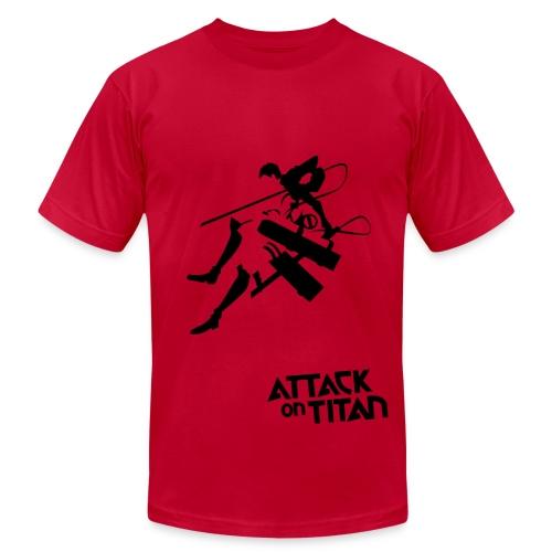 3DMG Attack on Titan - Men's  Jersey T-Shirt