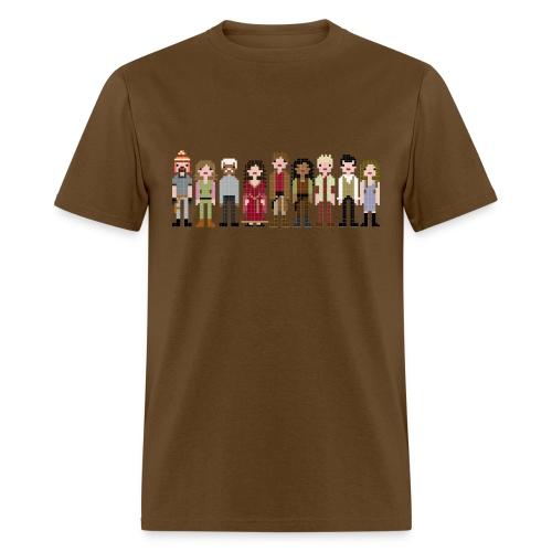 Big Damn Heroes - Men's T-Shirt
