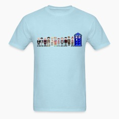 Lords of Time T-Shirts
