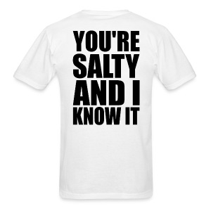 Untouchable Nation Salty Tee - Men's T-Shirt