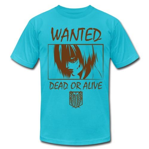 Titan Annie Leonhardt 2 - Men's Fine Jersey T-Shirt