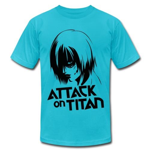 Titan Annie Leonhardt - Men's Fine Jersey T-Shirt