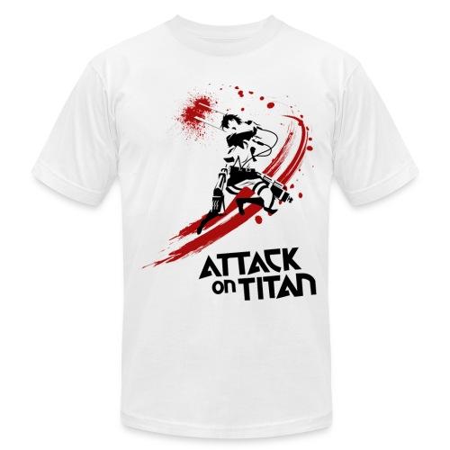 Eren Attack - Men's  Jersey T-Shirt