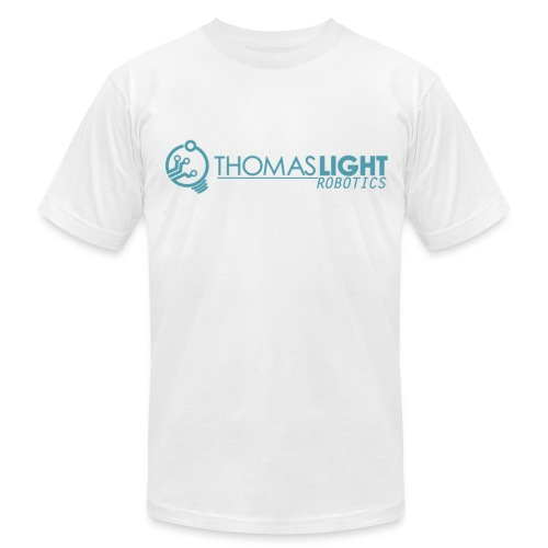Thomas Light - Men's Fine Jersey T-Shirt