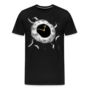 When The Angels Call Your Time Men's Tee - Men's Premium T-Shirt