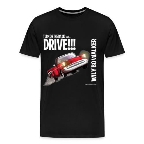 Drive Men's Premium Tee - Men's Premium T-Shirt