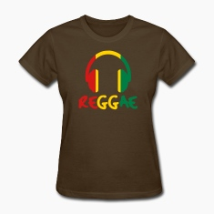 Reggae Music Women's T-Shirts