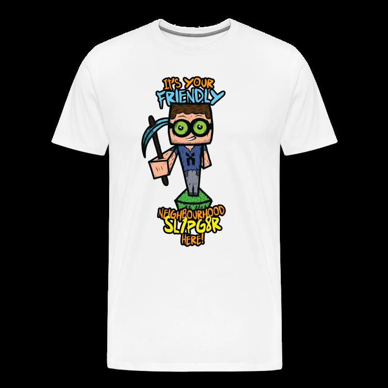 The XmCism FNS!  - Men's Premium T-Shirt