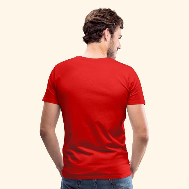 Crusaders Cross Shield Crown King heraldic animal 2c Knights Templar Design  2c Men's & Women's T-Shirt | Men's Premium T-Shirt