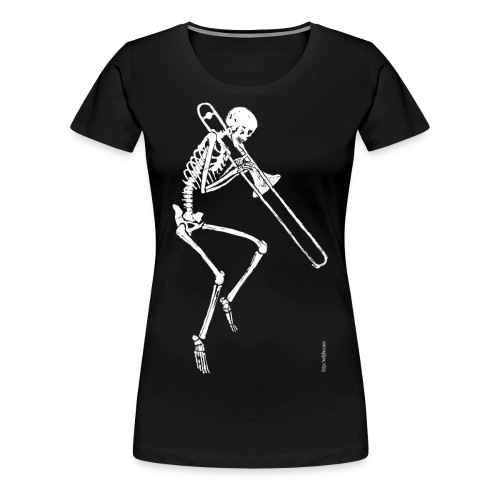 Rattlin Bone Women's Tee 1 - Women's Premium T-Shirt
