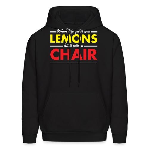 Lemons (Men, Hoodie) - Men's Hoodie