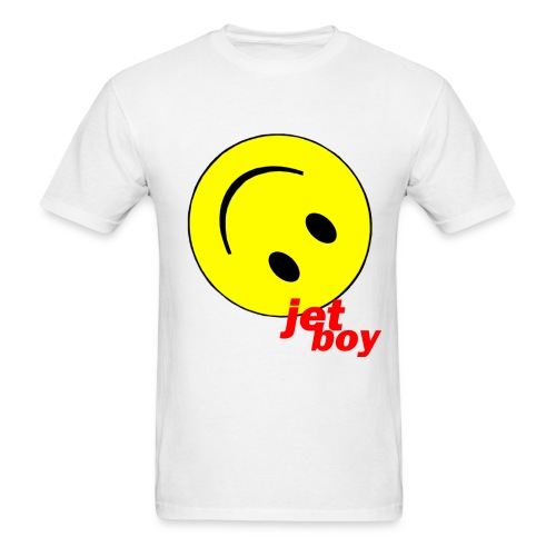 Jet Boy Film T-Shirt  - Men's T-Shirt