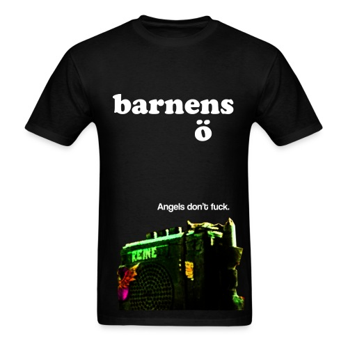 Barnens Ö (Design 2) Film T-Shirt - Men's T-Shirt