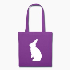 Rex Rabbit hare cony bunny bunnies leveret paws  Bags & backpacks