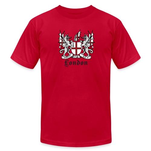 London Red - Men's Fine Jersey T-Shirt