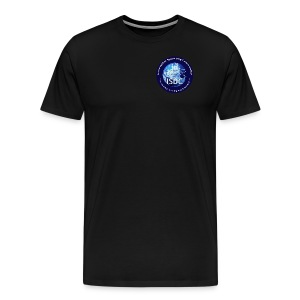 T-shirt with only front logo - Men's Premium T-Shirt