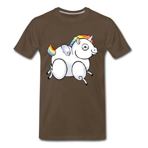 We love Unicorns - Men's Premium T-Shirt