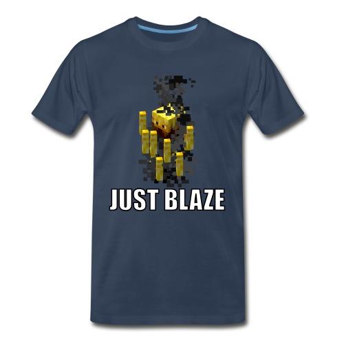 JUST BLAZE shirt - Men's Premium T-Shirt
