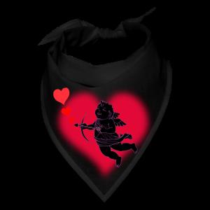 Valentine's Bandana Cupid Valentine's Accessories - Bandana