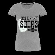 T-Shirts ~ Women's Premium T-Shirt ~ Shine On (PREMIUM)