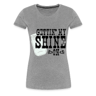 Women's T-Shirts ~ Women's Premium T-Shirt ~ Shine On (PREMIUM)