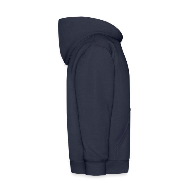 RA Kids' Hooded Sweatshirt (light logo)
