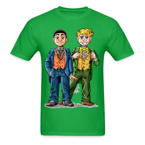 Kids in Formal Attire Mens - Men's T-Shirt