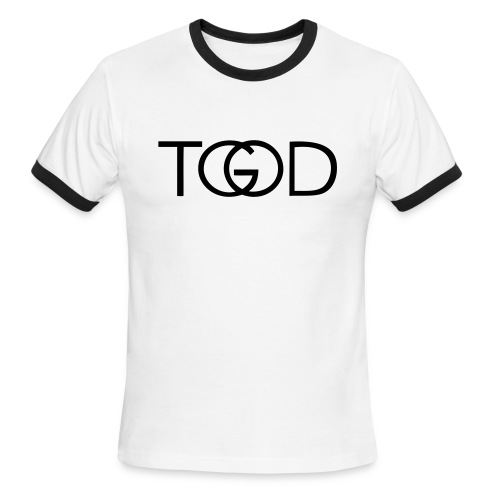 TGOD  - Men's Ringer T-Shirt