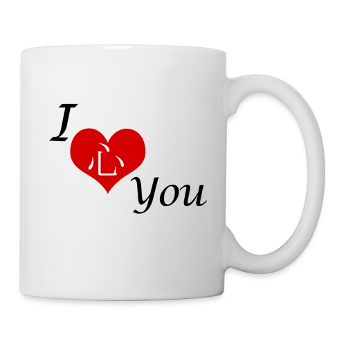 I Heart You Chinese - Coffee/Tea Mug