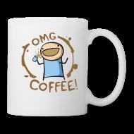 Mugs & Drinkware ~ Coffee/Tea Mug ~ OMG COFFEE! Mug