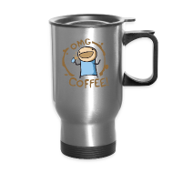 Mugs & Drinkware ~ Travel Mug ~ OMG COFFEE! Travel Mug