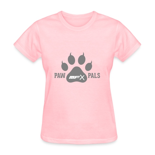 MFX - Paw Pals - Women - Women's T-Shirt