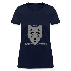 MFX - Wolfie Approved - Women - Women's T-Shirt