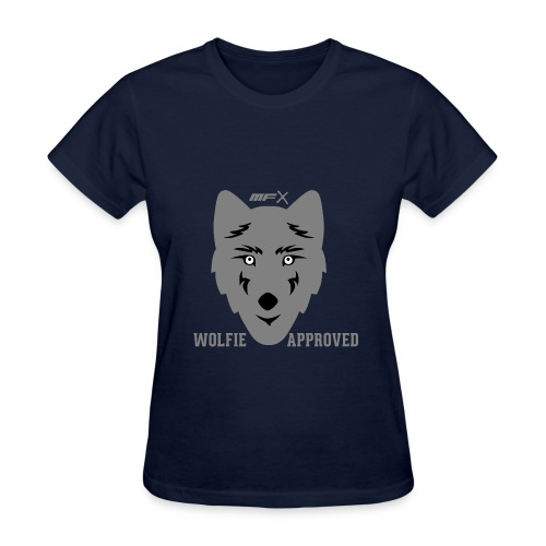 MFX - Wolfie Approved - Women - Women's T-Shirt